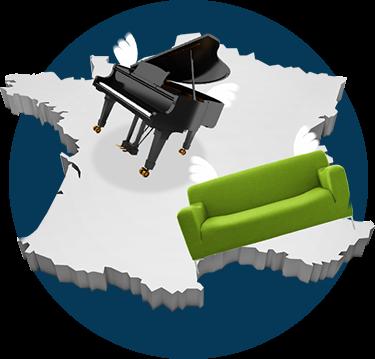 Nos conseils et solutions pour expédier votre mobilier